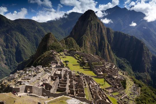 Neu im Programm: Peru-Expedition mit Heiko Beyer 20131022